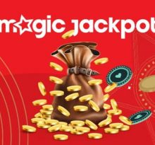 magic jackpot plata